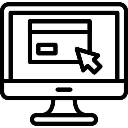 Ikon för Lokal hemsida